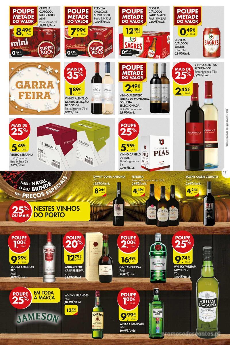 Folheto Pingo Doce Poupe esta semana - Super - 4 de Dezembro a 10 de Dezembro - página 19