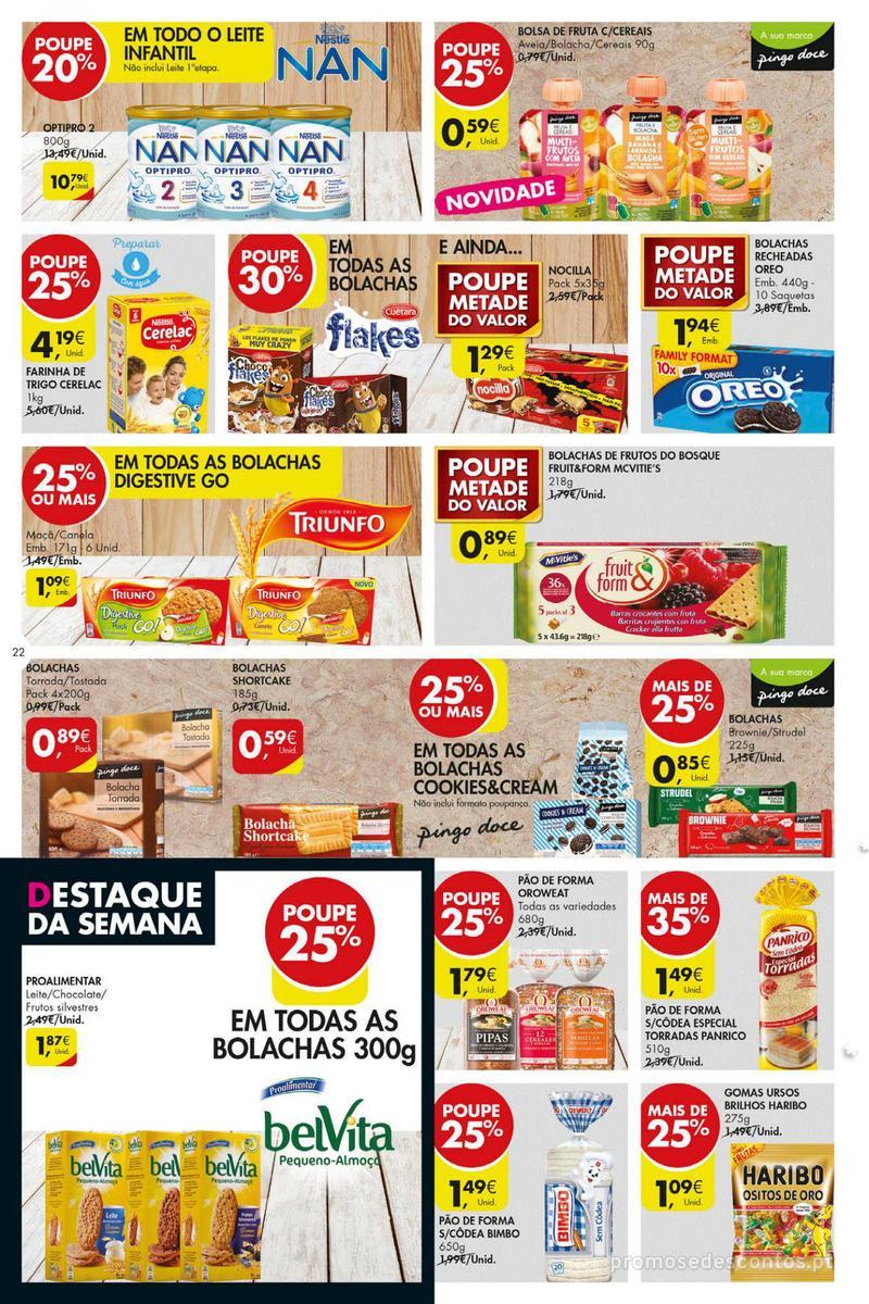 Folheto Pingo Doce Poupe esta semana - Super - 4 de Dezembro a 10 de Dezembro - página 22