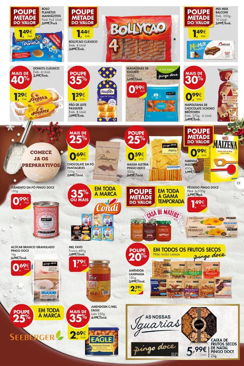 Folheto Pingo Doce Poupe esta semana - Super - 4 de Dezembro a 10 de Dezembro - página 23