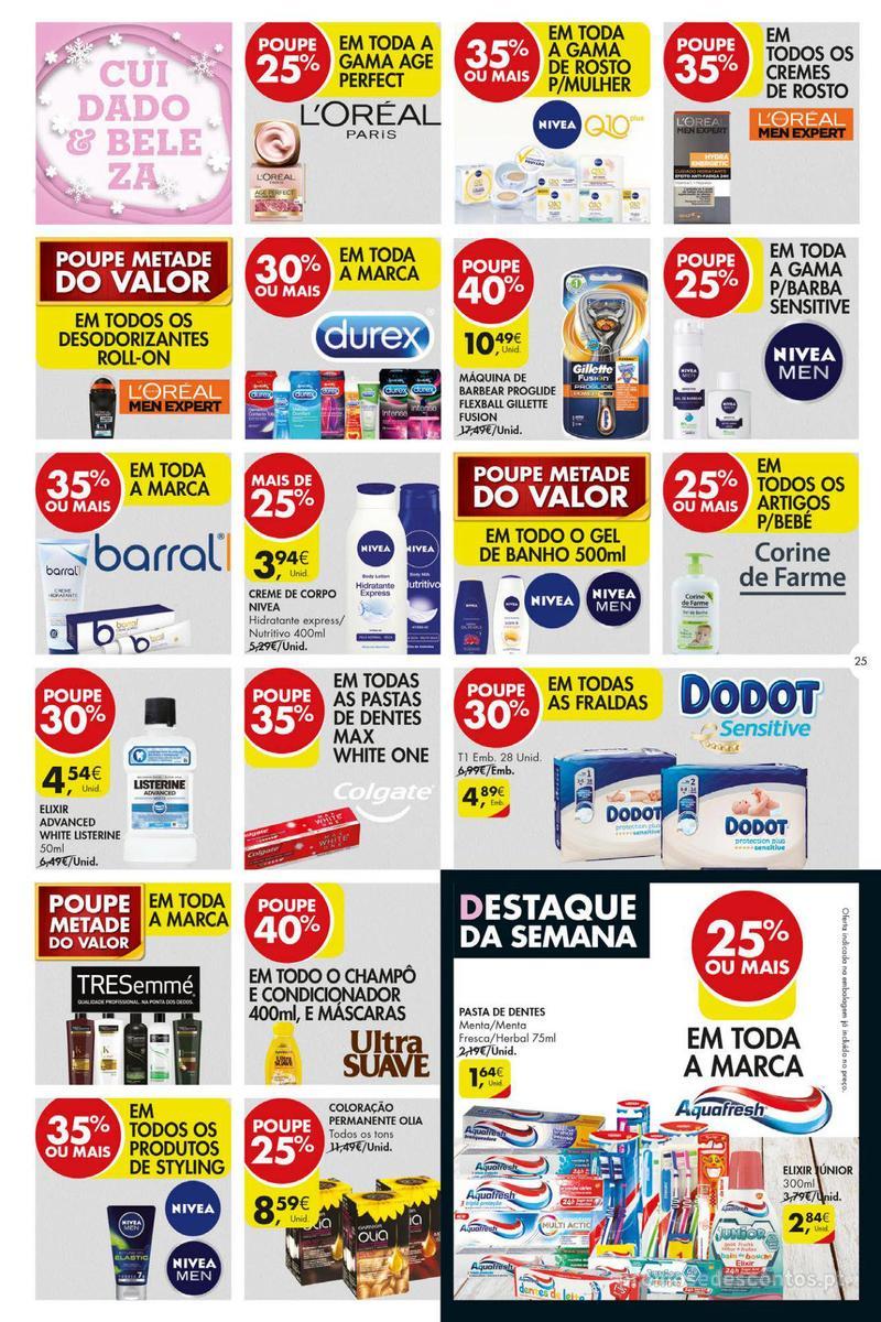 Folheto Pingo Doce Poupe esta semana - Super - 4 de Dezembro a 10 de Dezembro - página 25