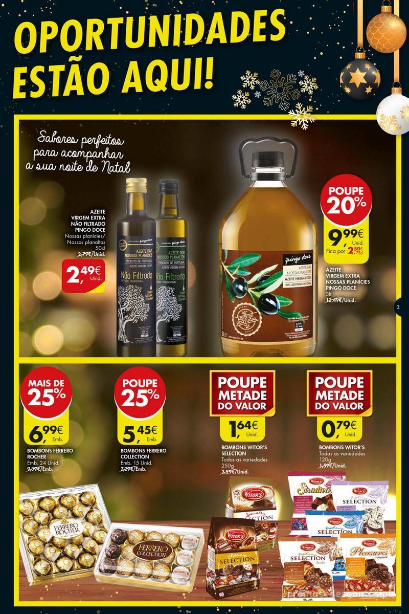 Folheto Pingo Doce Poupe esta semana - Super - 4 de Dezembro a 10 de Dezembro - página 3