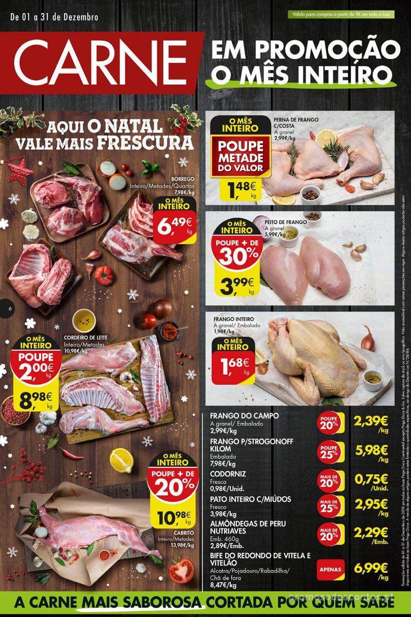 Folheto Pingo Doce Poupe esta semana - Super - 4 de Dezembro a 10 de Dezembro - página 6
