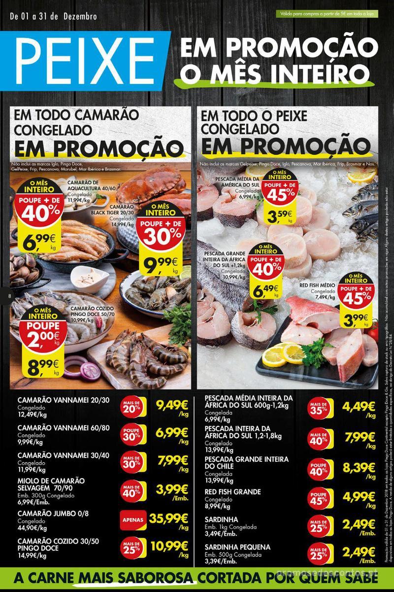 Folheto Pingo Doce Poupe esta semana - Super - 4 de Dezembro a 10 de Dezembro - página 8