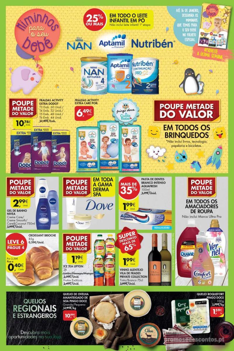 Folheto Pingo Doce Poupe este Fim de semana - 10 de Janeiro a 13 de Janeiro - página 3
