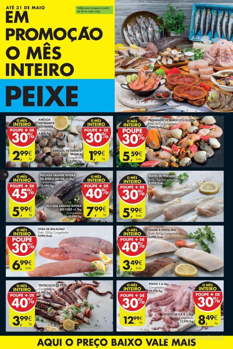 Folheto Pingo Doce Poupe esta semana - Lojas Super - 14 de Maio a 20 de Maio - página 10