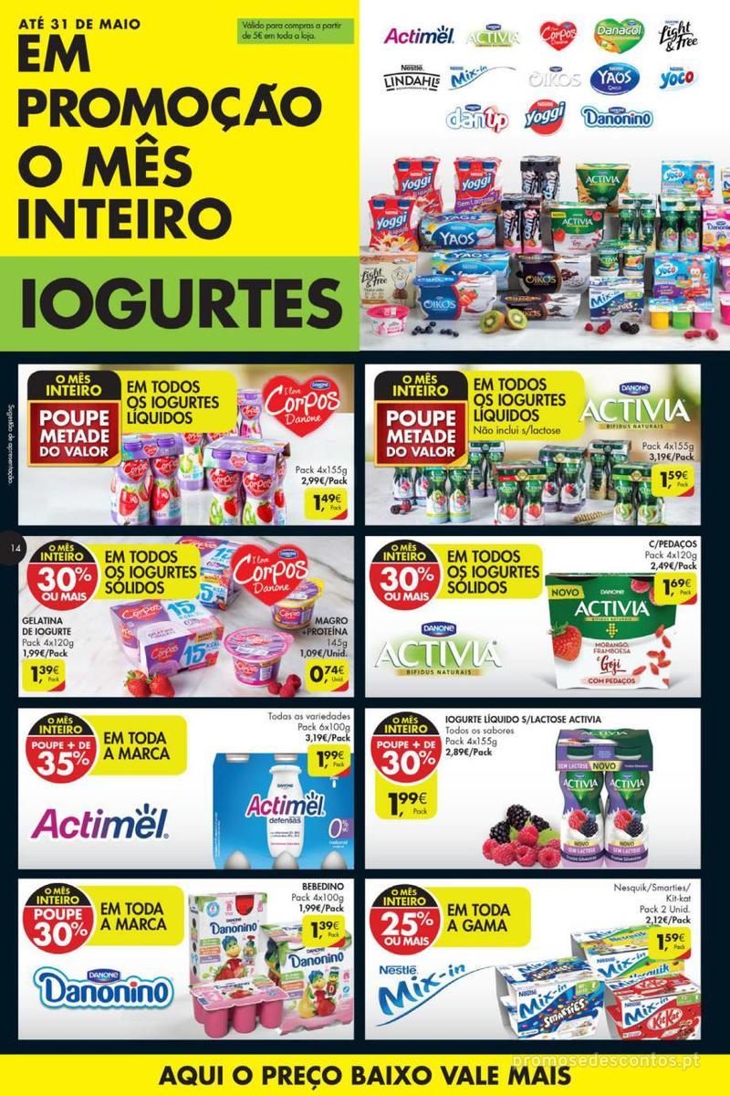 Folheto Pingo Doce Poupe esta semana - Lojas Super - 14 de Maio a 20 de Maio - página 14