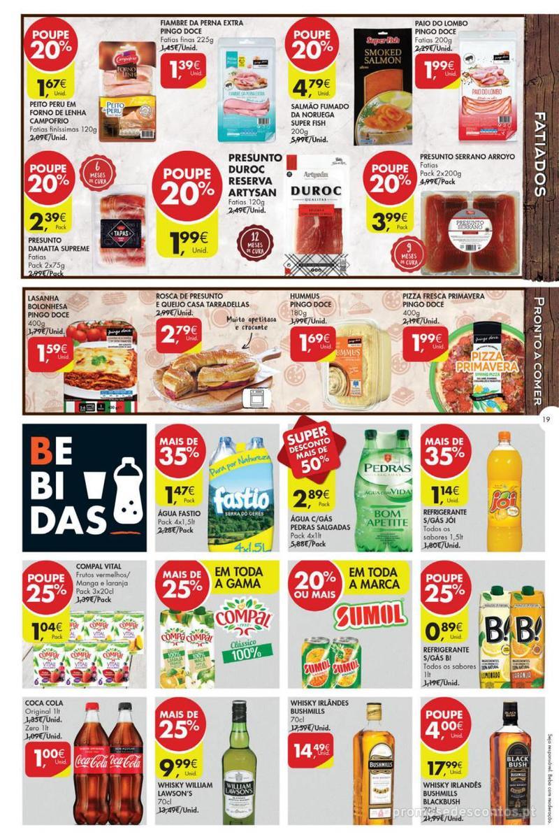Folheto Pingo Doce Poupe esta semana - Lojas Super - 14 de Maio a 20 de Maio - página 19