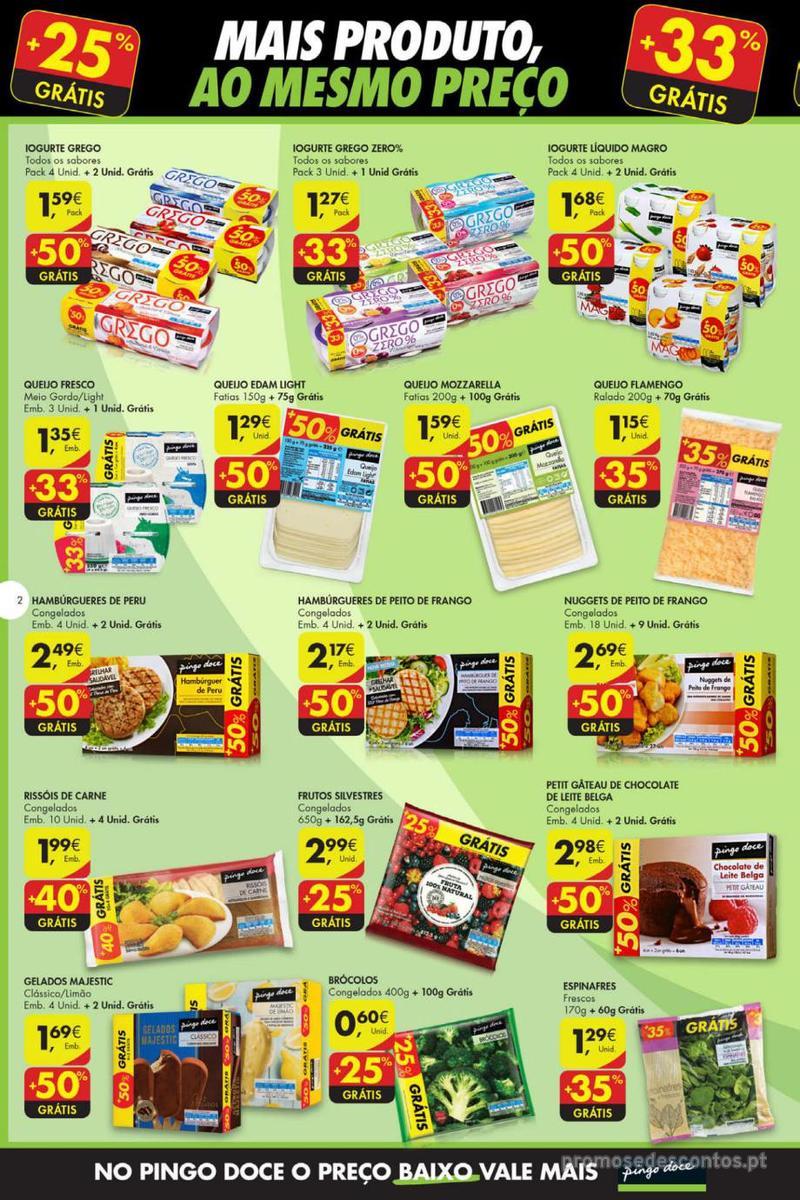 Folheto Pingo Doce Poupe esta semana - Lojas Super - 14 de Maio a 20 de Maio - página 2