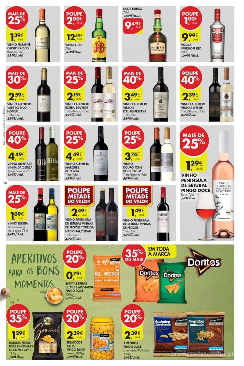 Folheto Pingo Doce Poupe esta semana - Lojas Super - 14 de Maio a 20 de Maio - página 20