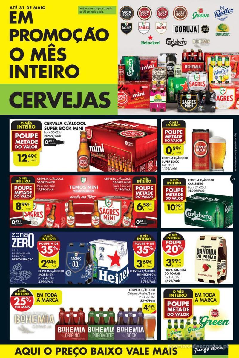 Folheto Pingo Doce Poupe esta semana - Lojas Super - 14 de Maio a 20 de Maio - página 21