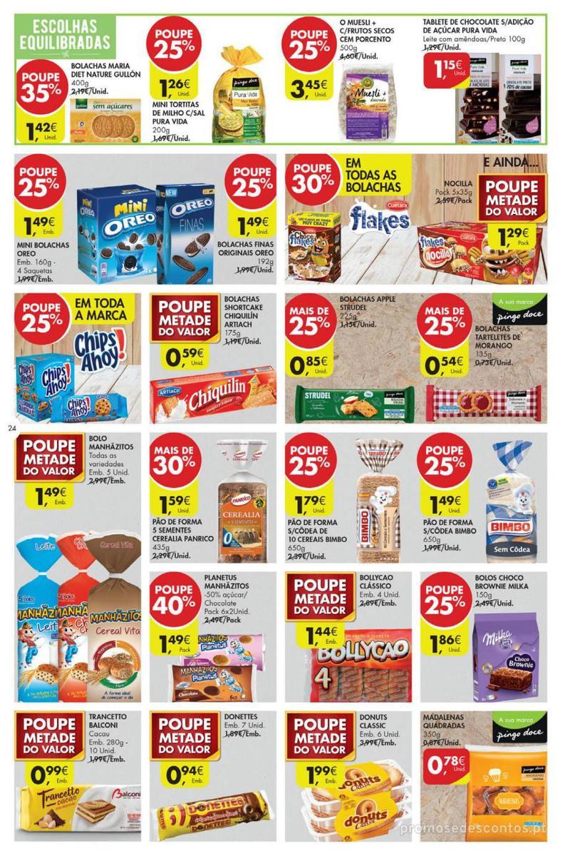 Folheto Pingo Doce Poupe esta semana - Lojas Super - 14 de Maio a 20 de Maio - página 24