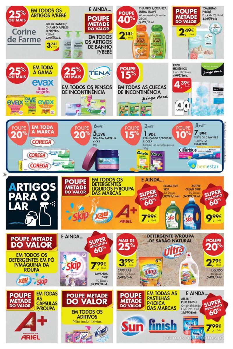 Folheto Pingo Doce Poupe esta semana - Lojas Super - 14 de Maio a 20 de Maio - página 26