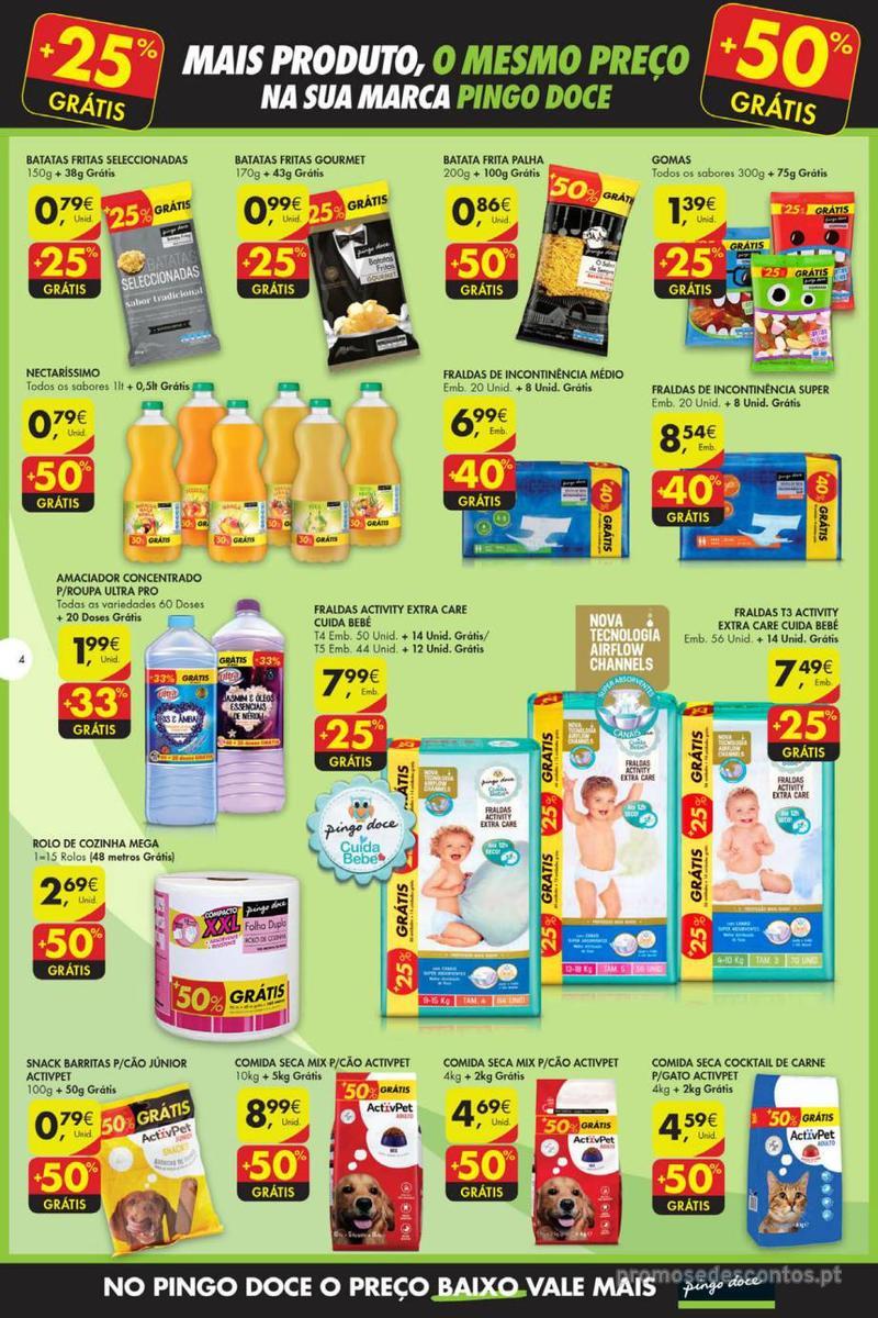 Folheto Pingo Doce Poupe esta semana - Lojas Super - 14 de Maio a 20 de Maio - página 4