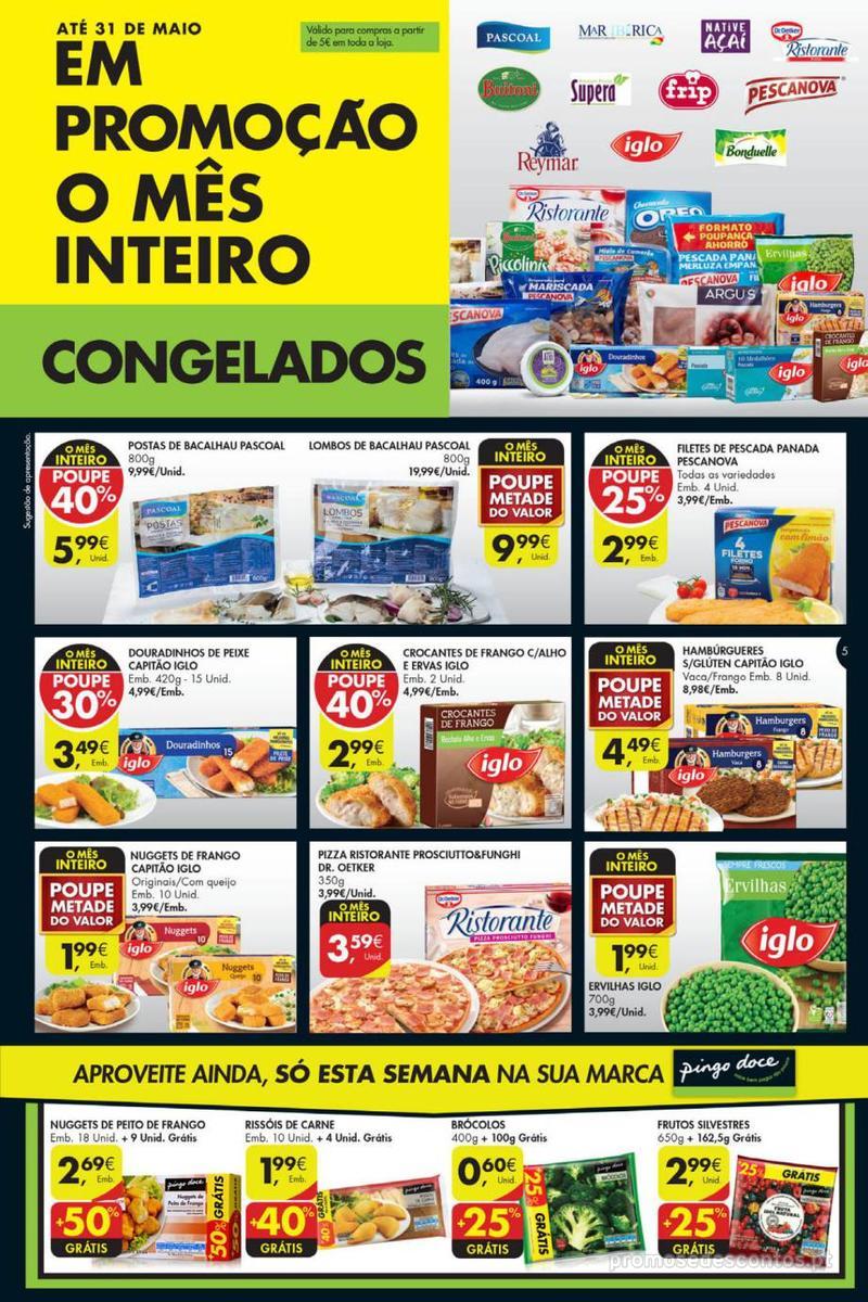 Folheto Pingo Doce Poupe esta semana - Lojas Super - 14 de Maio a 20 de Maio - página 5