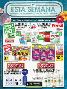 Higiene, Beleza e Cuidado do Lar - 20 de Setembro a 03 de Outubro