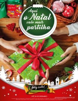 Aqui o Natal vale mais partilha - 16 de Novembro a 24 de Dezembro