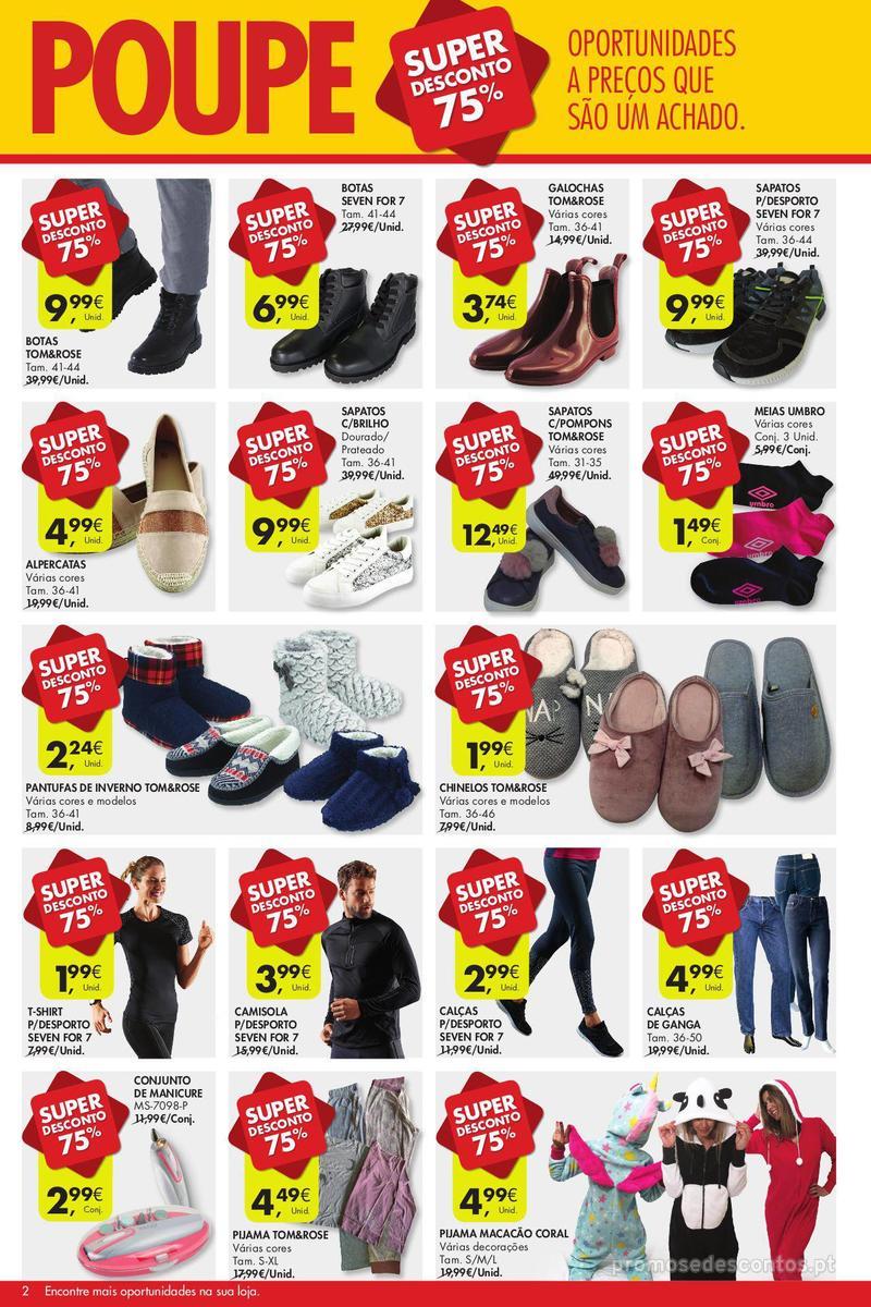 Folheto Pingo Doce Grandes achados! - 3 de Janeiro a 16 de Janeiro - página 2