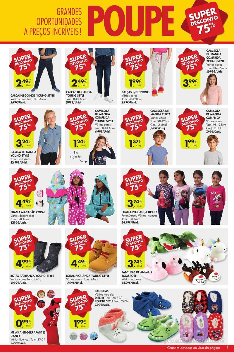 Folheto Pingo Doce Grandes achados! - 3 de Janeiro a 16 de Janeiro - página 3