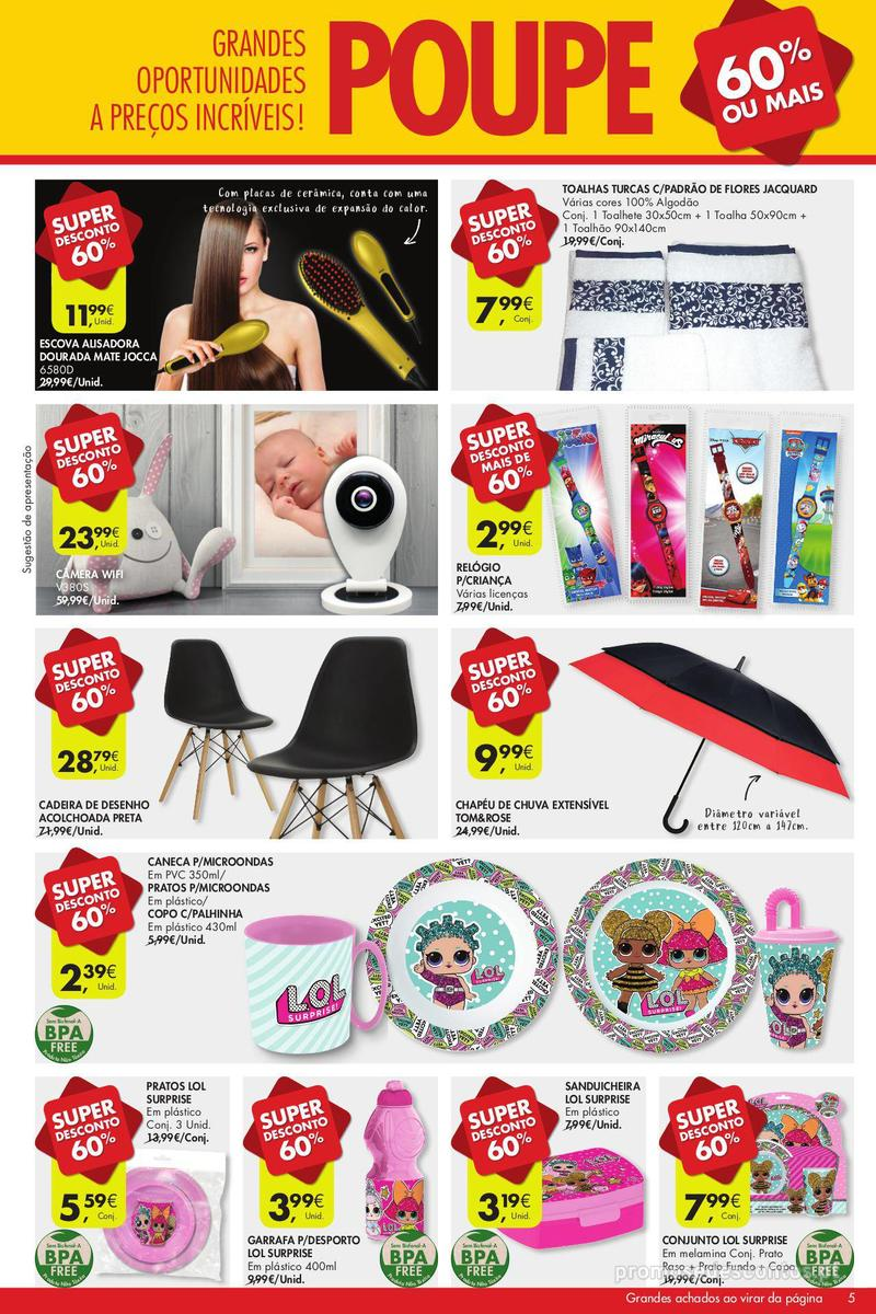 Folheto Pingo Doce Grandes achados! - 3 de Janeiro a 16 de Janeiro - página 5