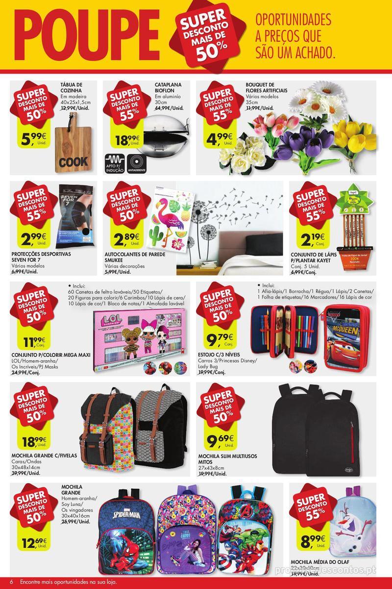 Folheto Pingo Doce Grandes achados! - 3 de Janeiro a 16 de Janeiro - página 6