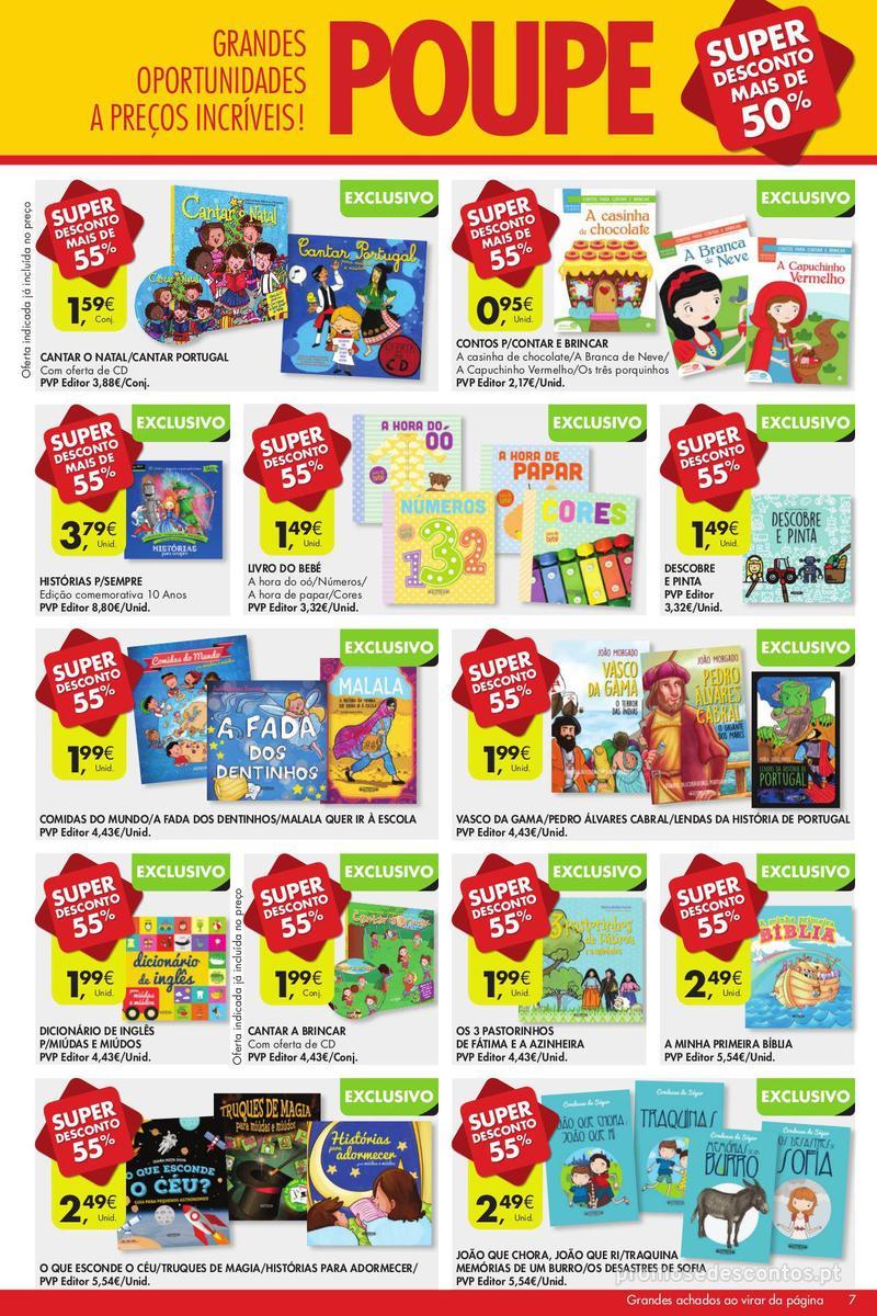Folheto Pingo Doce Grandes achados! - 3 de Janeiro a 16 de Janeiro - página 7