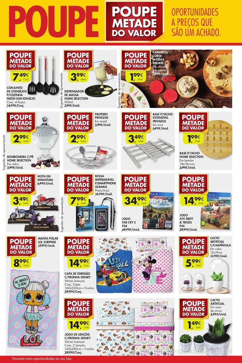 Folheto Pingo Doce Grandes achados! - 3 de Janeiro a 16 de Janeiro - página 8