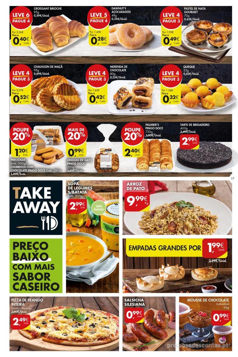 Folheto Pingo Doce Poupe esta semana - Mega/Hiper - 8 de Janeiro a 14 de Janeiro - página 17