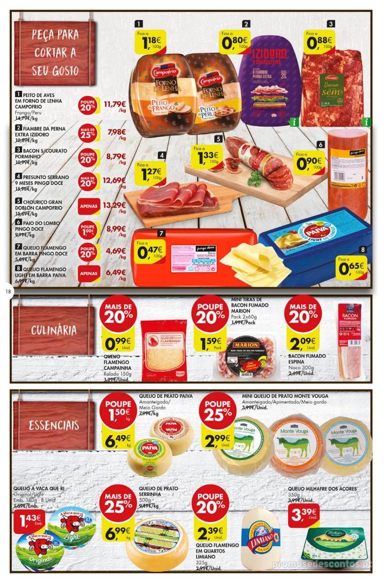 Folheto Pingo Doce Poupe esta semana - Mega/Hiper - 8 de Janeiro a 14 de Janeiro - página 18