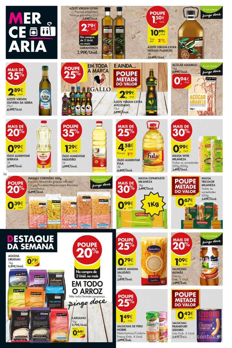 Folheto Pingo Doce Poupe esta semana - Mega/Hiper - 8 de Janeiro a 14 de Janeiro - página 24
