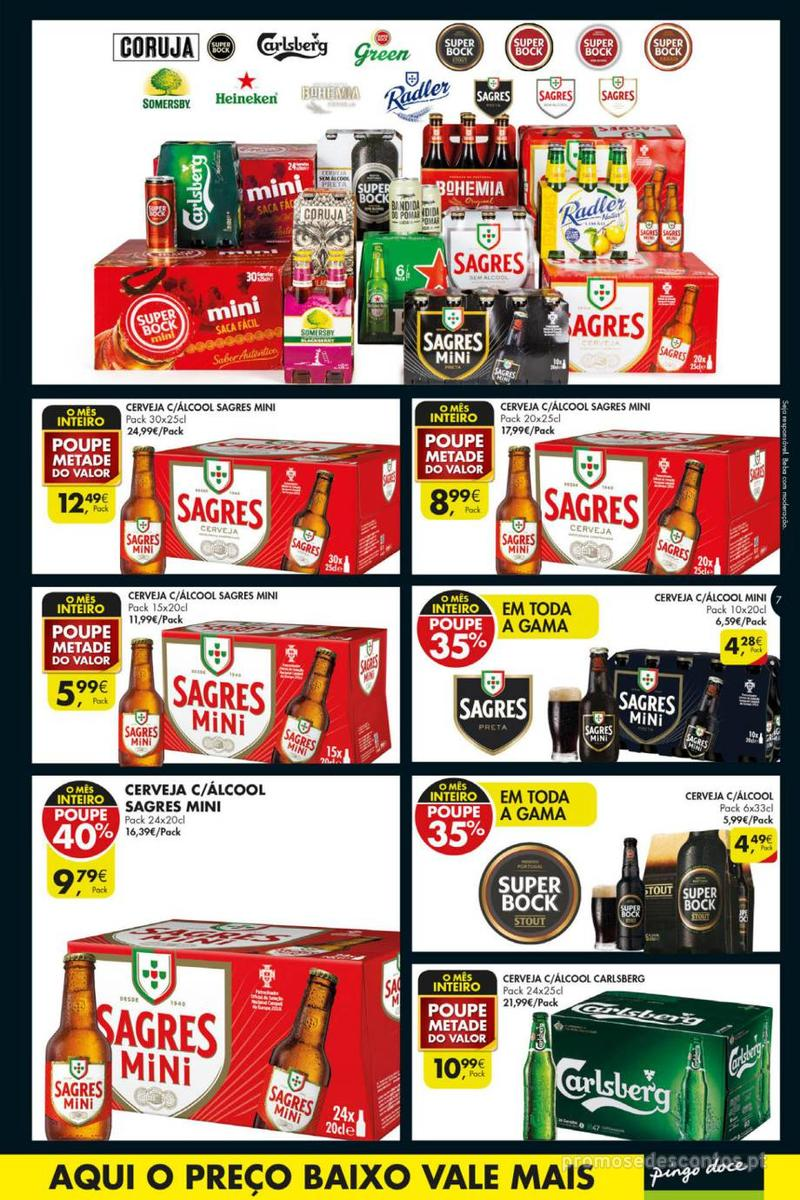 Folheto Pingo Doce Poupe esta semana - Mega/Hiper - 8 de Janeiro a 14 de Janeiro - página 7