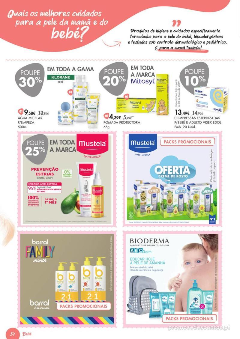 Folheto Pingo Doce Ninguém cuida tão bem de si - 30 de Abril a 27 de Maio - página 14