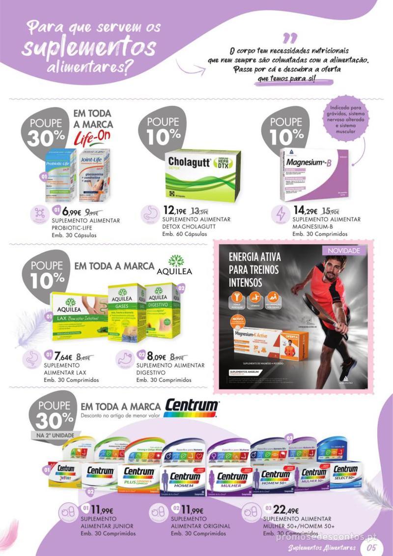 Folheto Pingo Doce Ninguém cuida tão bem de si - 30 de Abril a 27 de Maio - página 5