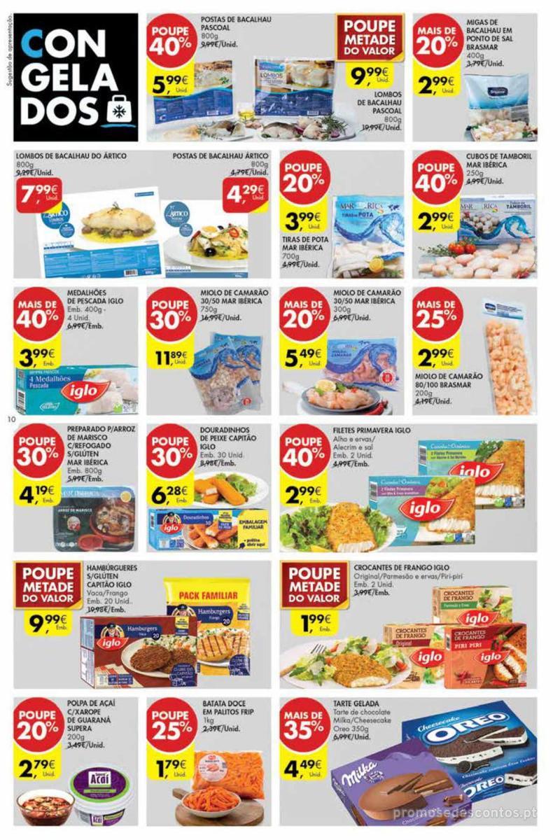 Folheto Pingo Doce Poupe esta semana - Madeira - 14 de Maio a 20 de Maio - página 10