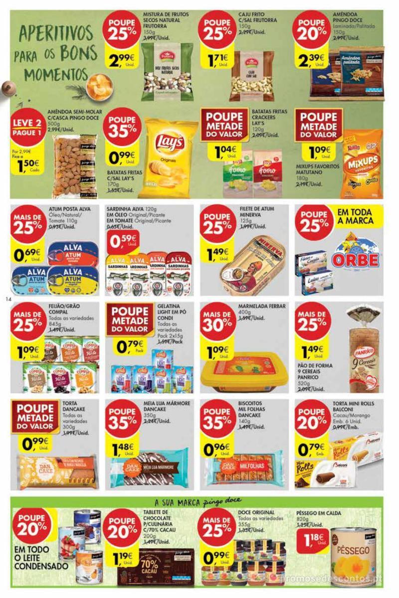 Folheto Pingo Doce Poupe esta semana - Madeira - 14 de Maio a 20 de Maio - página 14