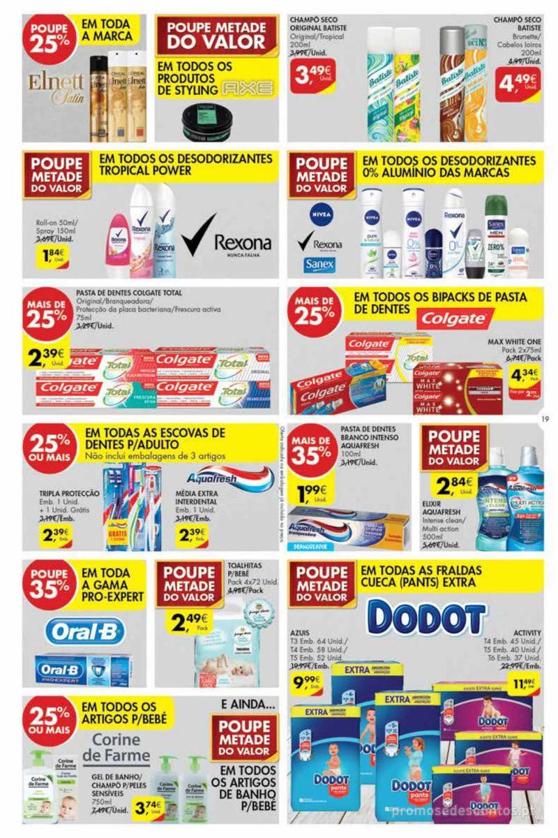 Folheto Pingo Doce Poupe esta semana - Madeira - 14 de Maio a 20 de Maio - página 19