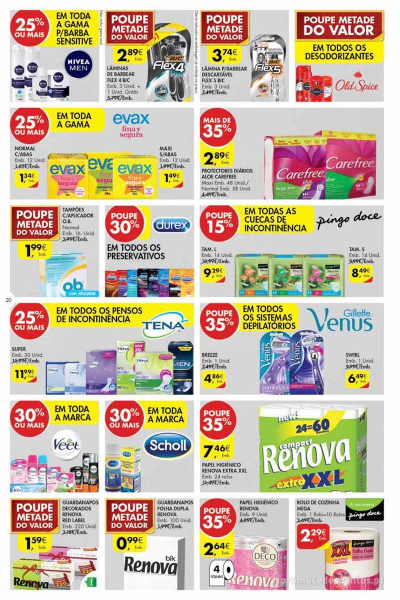 Folheto Pingo Doce Poupe esta semana - Madeira - 14 de Maio a 20 de Maio - página 20
