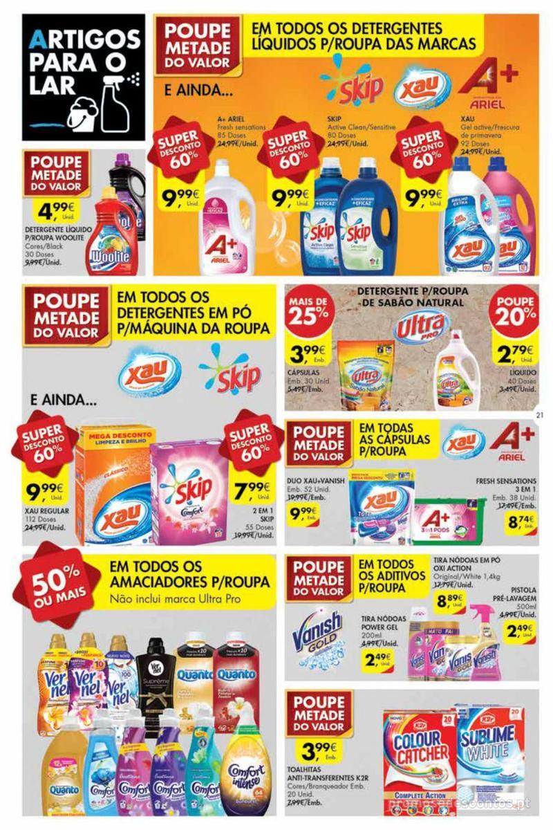 Folheto Pingo Doce Poupe esta semana - Madeira - 14 de Maio a 20 de Maio - página 21