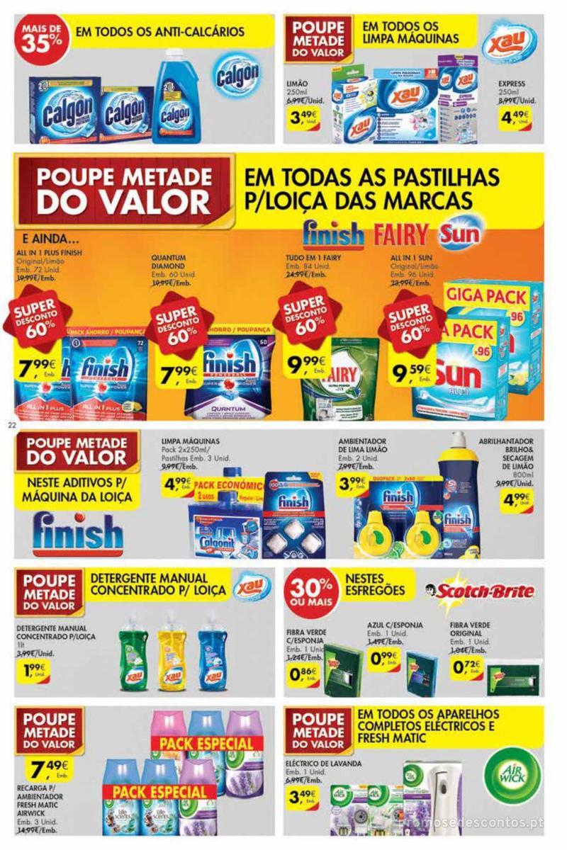 Folheto Pingo Doce Poupe esta semana - Madeira - 14 de Maio a 20 de Maio - página 22