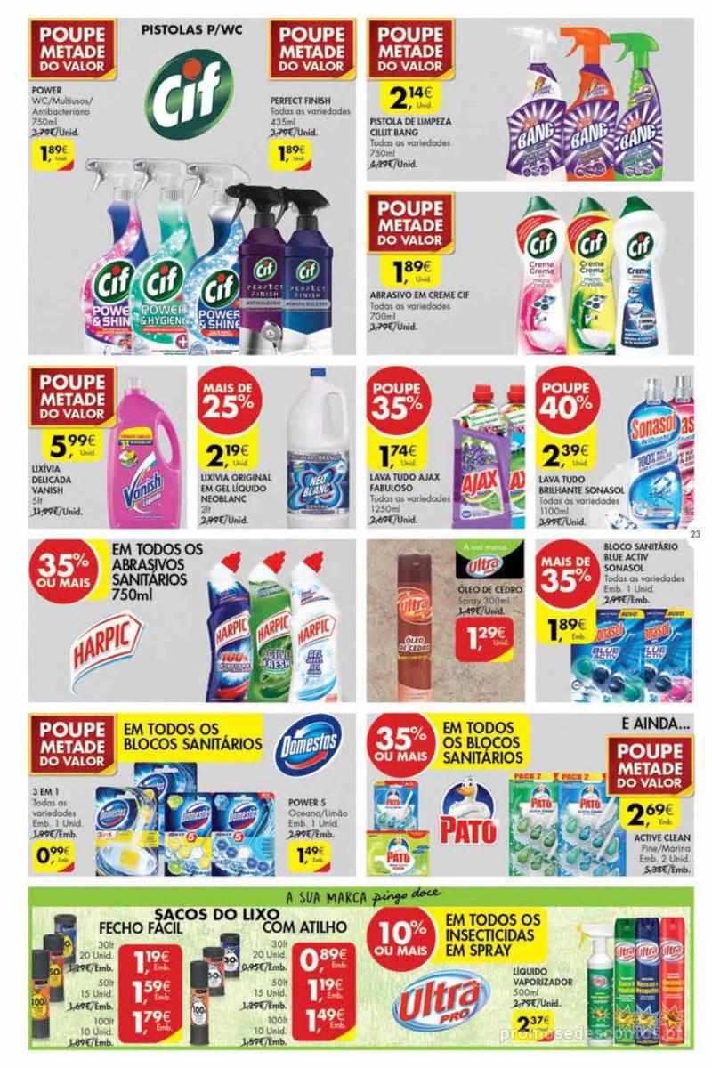 Folheto Pingo Doce Poupe esta semana - Madeira - 14 de Maio a 20 de Maio - página 23