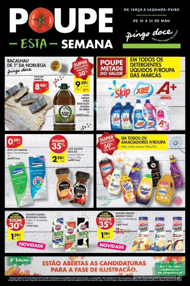 Folheto Pingo Doce Poupe esta semana - Madeira - 14 de Maio a 20 de Maio - página 24