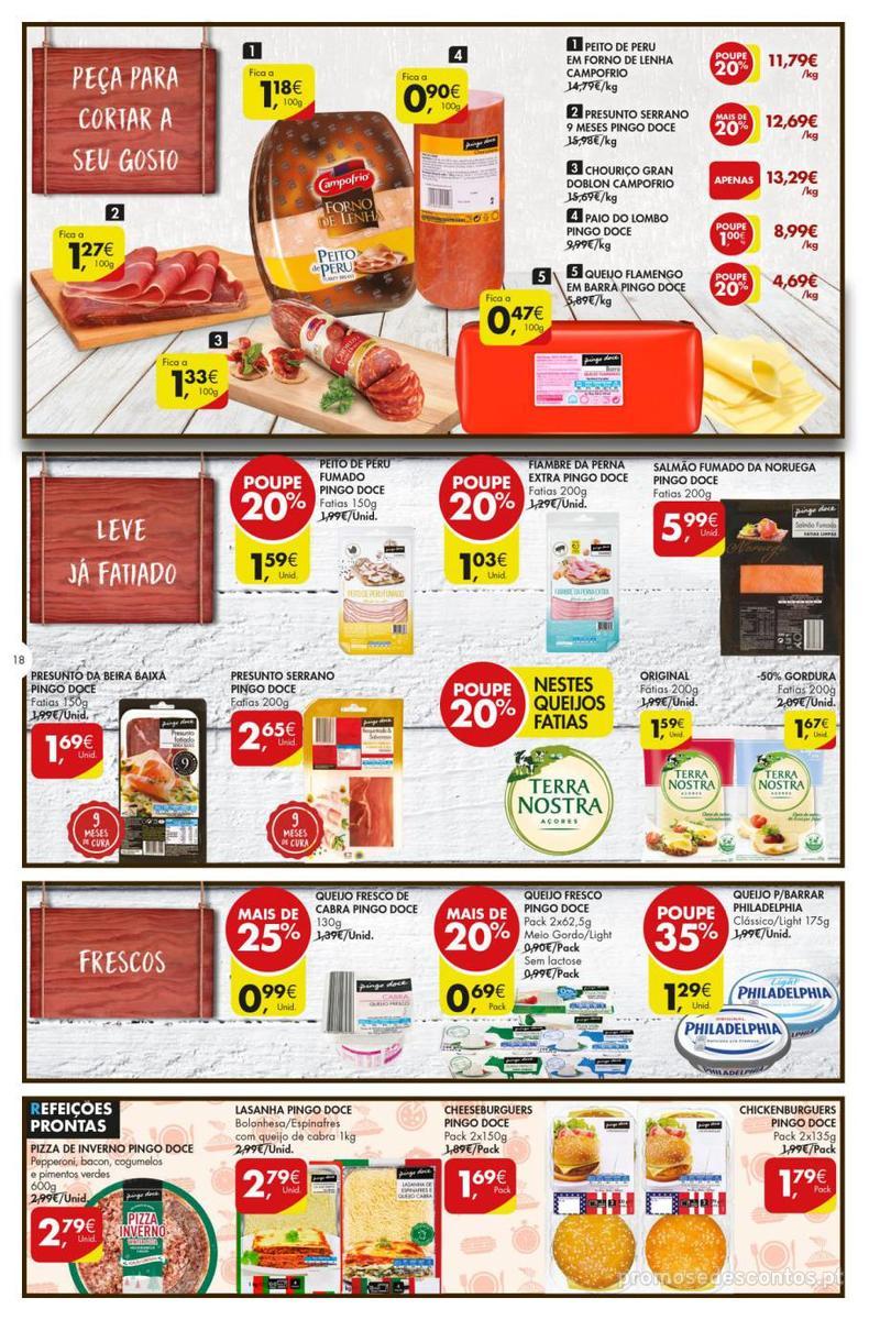 Folheto Pingo Doce Poupe esta semana - Super - 8 de Janeiro a 14 de Janeiro - página 18