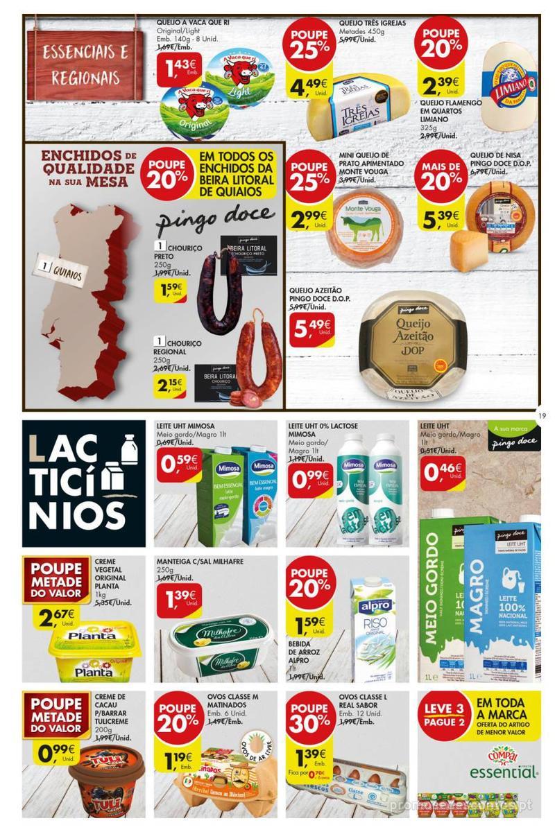 Folheto Pingo Doce Poupe esta semana - Super - 8 de Janeiro a 14 de Janeiro - página 19