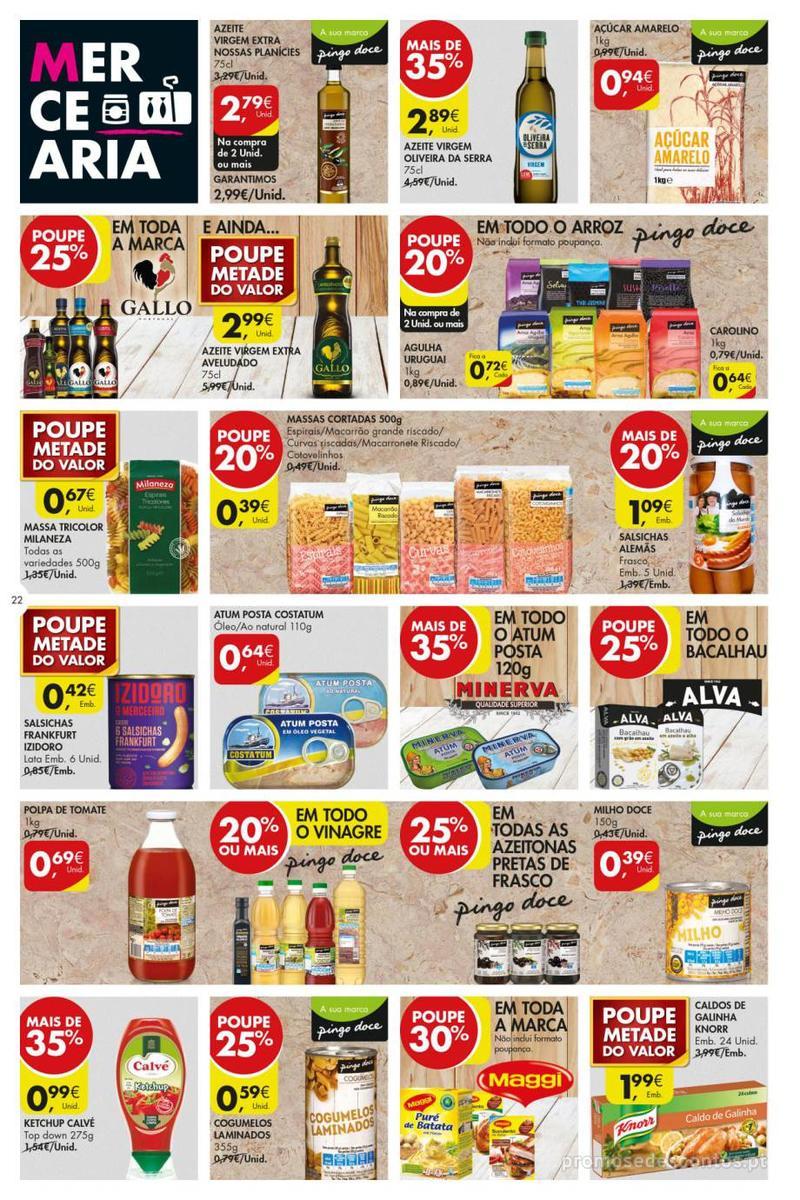 Folheto Pingo Doce Poupe esta semana - Super - 8 de Janeiro a 14 de Janeiro - página 22