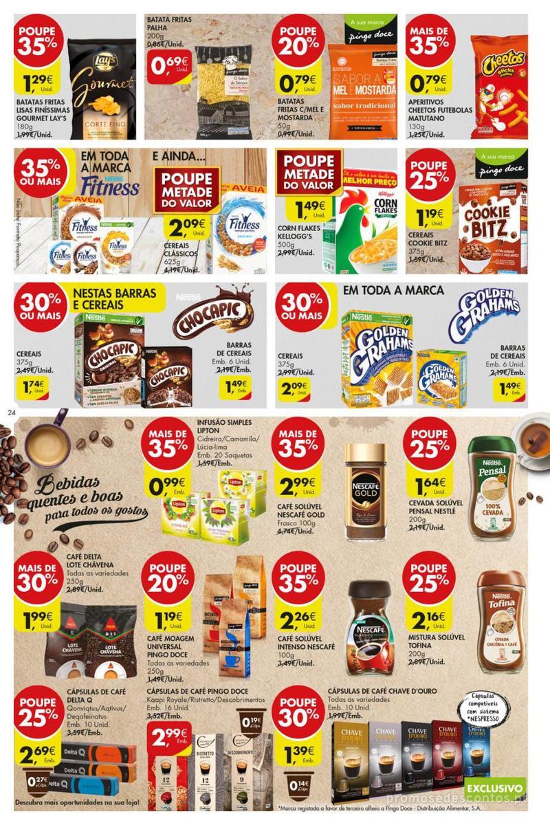 Folheto Pingo Doce Poupe esta semana - Super - 8 de Janeiro a 14 de Janeiro - página 24