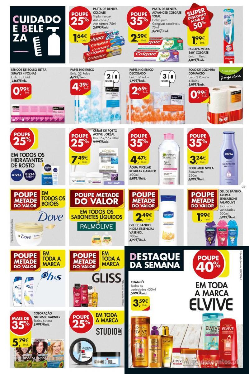 Folheto Pingo Doce Poupe esta semana - Super - 8 de Janeiro a 14 de Janeiro - página 25