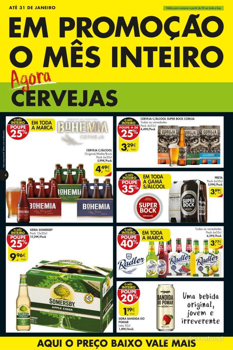 Folheto Pingo Doce Poupe esta semana - Super - 8 de Janeiro a 14 de Janeiro - página 6