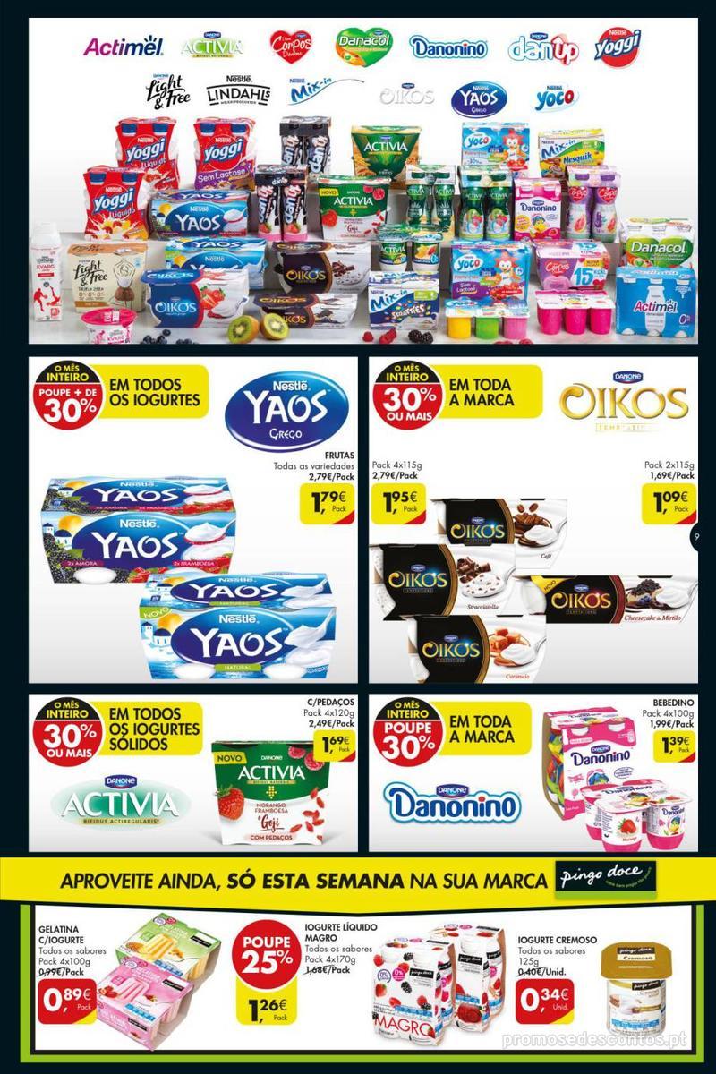 Folheto Pingo Doce Poupe esta semana - Super - 8 de Janeiro a 14 de Janeiro - página 9