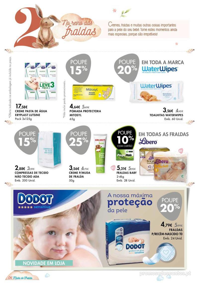 Folheto Pingo Doce Consigo desde o primeiro dia - Corners Bemestar - 8 de Janeiro a 4 de Fevereiro - página 4