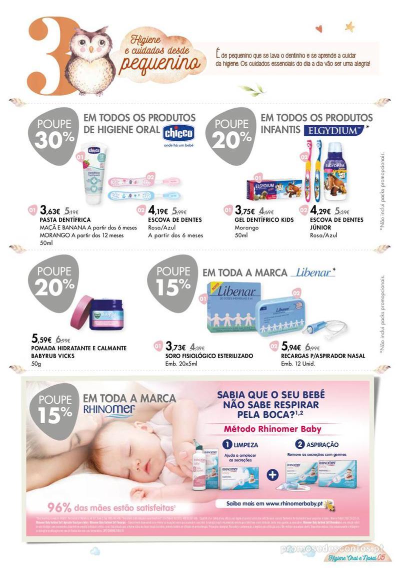 Folheto Pingo Doce Consigo desde o primeiro dia - Corners Bemestar - 8 de Janeiro a 4 de Fevereiro - página 5