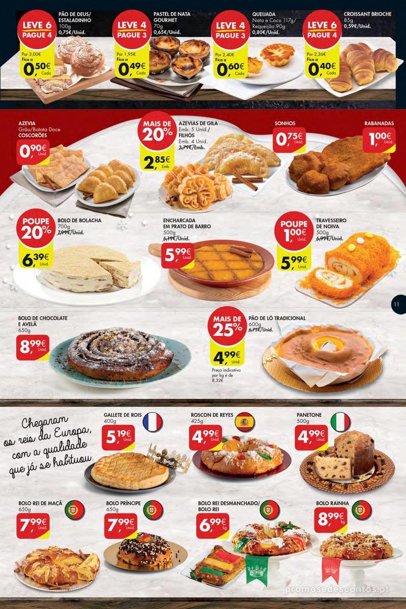 Folheto Pingo Doce Poupe esta semana - Mega/Hiper - 4 de Dezembro a 10 de Dezembro - página 11